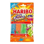 Sour Streamers Peg Bags - 12ct
