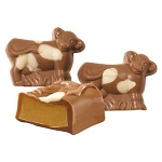Spotted Peanut Butter Cows - 7lbs
