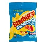Starburst Gummiburst Peg Bag - 12ct