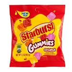 Starburst Gummies Peg Bag - 12ct