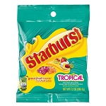 Starburst Tropical Peg Bag - 12ct