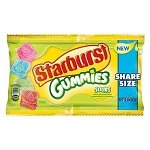 Starbursts Gummi Sour - 15ct