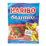 Starmix Gummy Peg Bags - 12ct