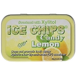 Sugar-Free Lemon Ice Chips - 6ct