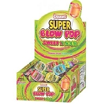 Sweet N Sour Super Blow Pops - 48ct