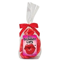 Sweet Gummy Kisses Gift Bag- 12ct
