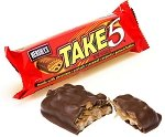 Take 5 Bar - 18ct