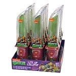 Teenage Mutant Ninja Turtle Light Sword Lollipop  - 12ct