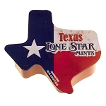 Texas Lone Star Flag Mint Tins - 24ct