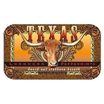 Texas Long Horn Mint Tins - 24ct