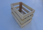 Wood 5 Pound Crate - 4ct