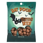 Bat Poop Chocolate Covered Cookie Dough Bites - 12ct