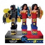Batman & Wonder Woman Candy Fans