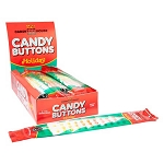Candy Buttons Christmas Trees