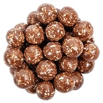 Chocolate Coconut Malt Balls