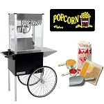 Complete Popcorn Concession Package