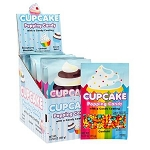 Cupcake Popping Candies w/Candy Coating