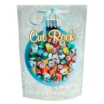 Cut Rock Candy Stand Up Pouches
