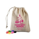 Easter Bunny Jelly Bean Pouches