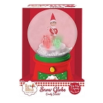 Elf On The Shelf Snow Globe - 6ct