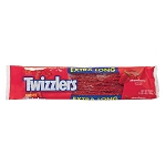 Extra Long Strawberry Twizzlers - 18ct