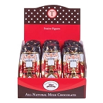 Festive Chocolate Nutcrackers