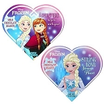 Frozen 2 Chocolate Heart Boxes