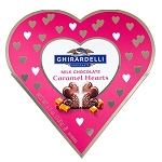 Ghirardelli Caramel Hearts Boxes