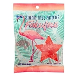 Gummy Flamingos Peg Bags