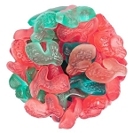 Gummy Mermaid Tails