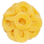 Gummy Pineapple Rings