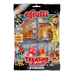 Gummy Treasure Hunt Peg Bags