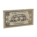 Harry Potter 9 3/4 Ticket Candy Bar