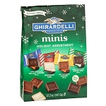 Ghirardelli Holiday Mini Squares Assortment
