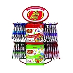 Jelly Belly Grab & Go Bags w/ Countertop Rack