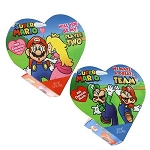 Mario Chocolate Heart Boxes