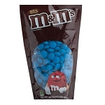 M&M's Blue Peg Bags