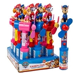 Paw Patrol Candy Fans - 12ct