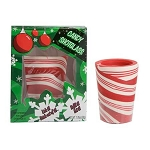Peppermint Candy Shotglasses