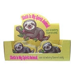Sloth Candy Tins