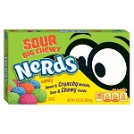 Sour Big Chewy Nerds Theater Boxes