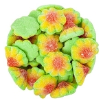 Sour Gummy Flowers