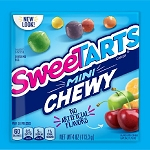 Mini Chewy Sweetart Pouches - 12ct