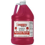 Tiger's Blood SnoCone Syrup