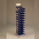 Wire 36 Bottle Wine Rack Display