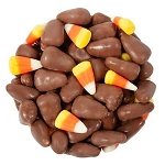 Chocolate Candy Corn Mix