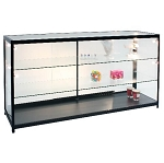 Lighted Display Case - 70 Inch
