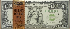 Milk Chocolate Million Dollar Bars - 12ct