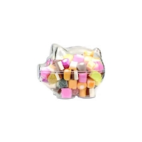 Piggy Bank Candy Box - 24ct