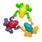 Rainforest Gummy Frogs - 5lbs